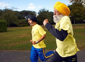 Najstarija osoba koja je završila maraton - Fauja Singh