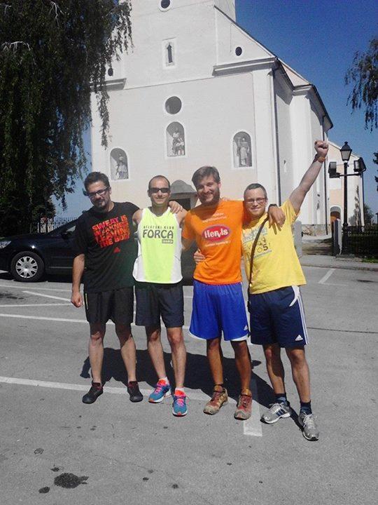 AK Forca - finišeri