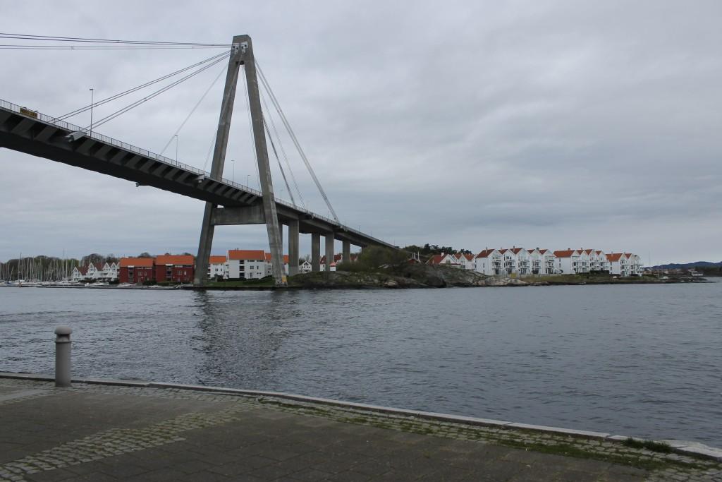 Most u Stavangeru - otvoren 1974.