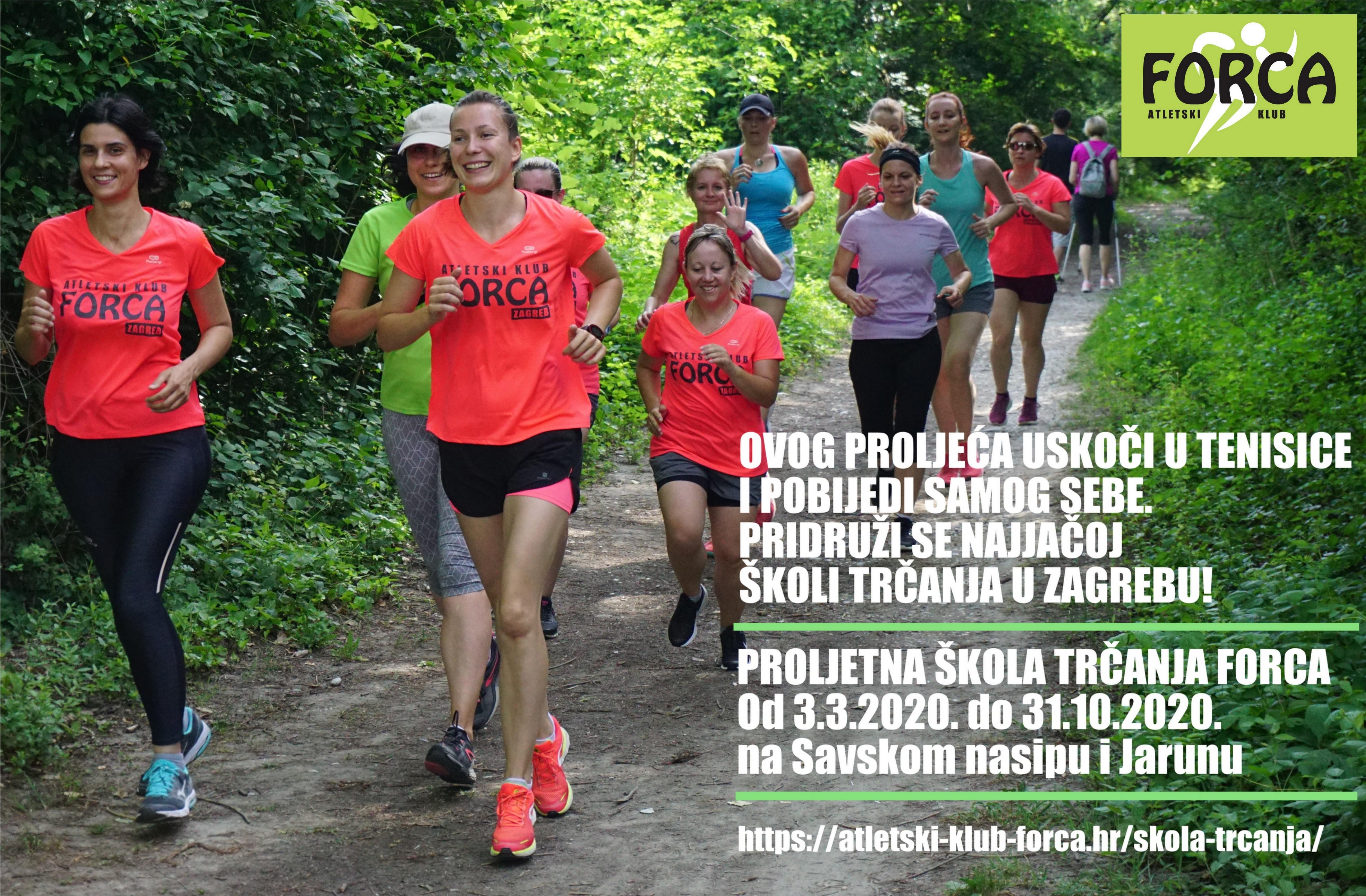 upoznavanje sa trkačicom